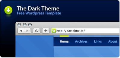 The Dark Theme