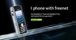 Freenet-Iphone