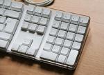 Apple-Tastatur-Weiss